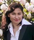 Zdjęcie przedstawia ELŻBIETĘ OSTROWSKĄ – DYREKTORA FESTIWALU